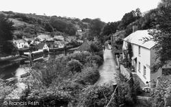The Village c.1960, Helford