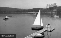 View From The Point c.1960, Helford