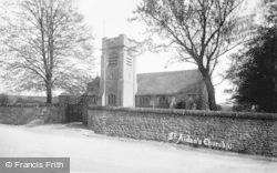 Hellifield, St Aidan's Church c.1910