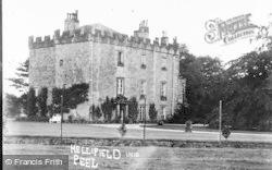 Hellifield, The Peel c.1910