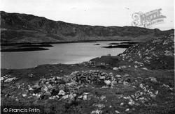 Hellisay, Looking Towards Gighay 1959