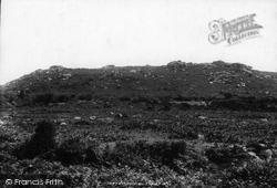 1903, Helman Tor