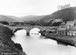 Helmsdale, Bridge And River Helmsdale 1939