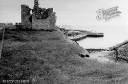 Helmsdale, Castle And Harbour 1939