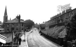 Helmshore Road 1960, Helmshore