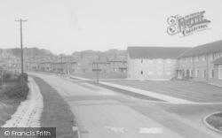 Ravengarth And Lancaster Avenue c.1960, Helmshore