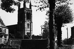 Helmsley, All Saints Church c.1950