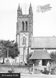 Helmsley, All Saints Church c.1955