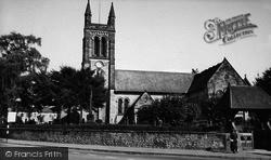 All Saints Church c.1955, Helmsley