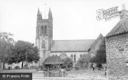 Helmsley, All Saints Church c.1960