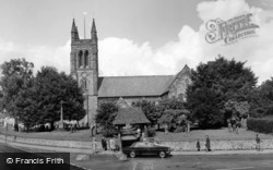 All Saints Church c.1960, Helmsley