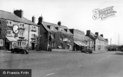 Helmsley, Bondgate From Market Place c.1955