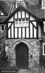 Helmsley, Canon's Garth, Monks Door c.1955