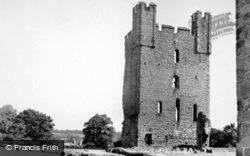 Castle, The Keep c.1955, Helmsley