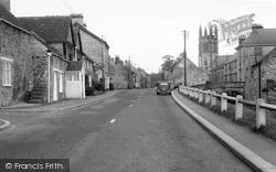 Castlegate c.1960, Helmsley