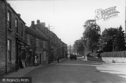 Church Street c.1950, Helmsley