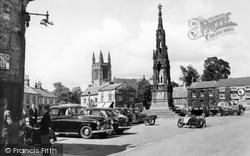 Market Square 1956, Helmsley