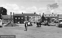 Helmsley, Market Square c.1955