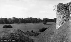 Helmsley, The Castle c.1955