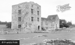 The Castle c.1965, Helmsley