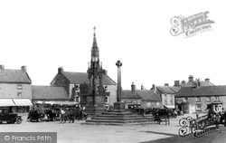 The Market Place c.1950, Helmsley