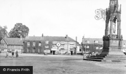 Helmsley, The Market Place c.1955