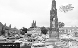 Helmsley, The Market Place c.1965