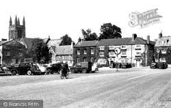 The Square c.1955, Helmsley