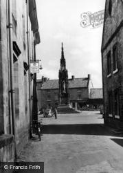 Helmsley, The Village c.1955