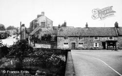 Helmsley, View From The Bridge c.1955