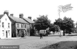 Helperby, Main Street c.1955