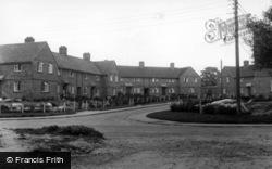 Helperby, New Estate c.1955