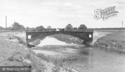 Helperby, The Bridge c.1955