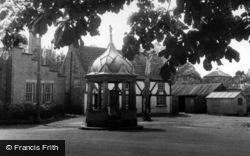 Helperby, Village Pump c.1955