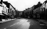 Helston, Coinagehall Street c1960