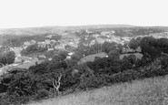 Helston, from Bullock Lane 1895