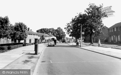 Hemel Hempstead, Boxted Road, Warners End c.1965