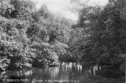 Backwater 1899, Hemingford Abbots