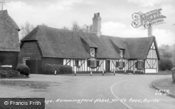 Beechers Cottage c.1955, Hemingford Abbots