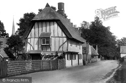 Common Lane 1914, Hemingford Abbots