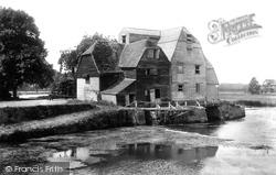 Hemingford Mill 1899, Hemingford Abbots