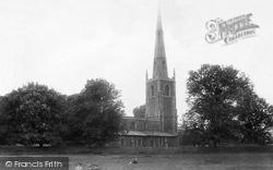 St Margaret's Church 1898, Hemingford Abbots