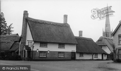 The Axe And Compass c.1955, Hemingford Abbots