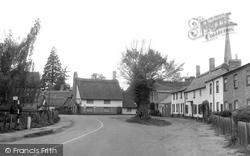 Village c.1955, Hemingford Abbots