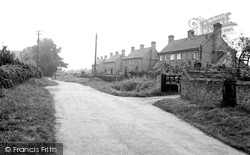 Hemswell, Brooke Street c.1955