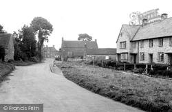 Hemswell, Dawnhill Lane c.1955