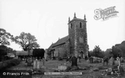 The Church c.1955, Hemswell
