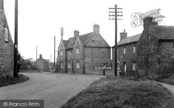 Hemswell, Weldon Road c.1955