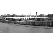 Hemsworth, Bullenshaw House c1965