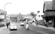 Hemsworth, Market Street 1965
